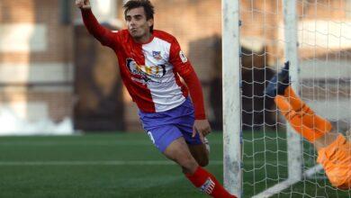 El Eibar se descuelga de la Copa ante un Segunda B 20