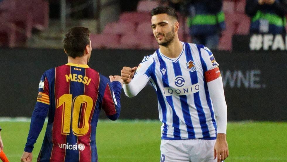 """""""Tengo ganas de ganar al Barça, en el Camp Nou se escaparon vivos"""" 1"""