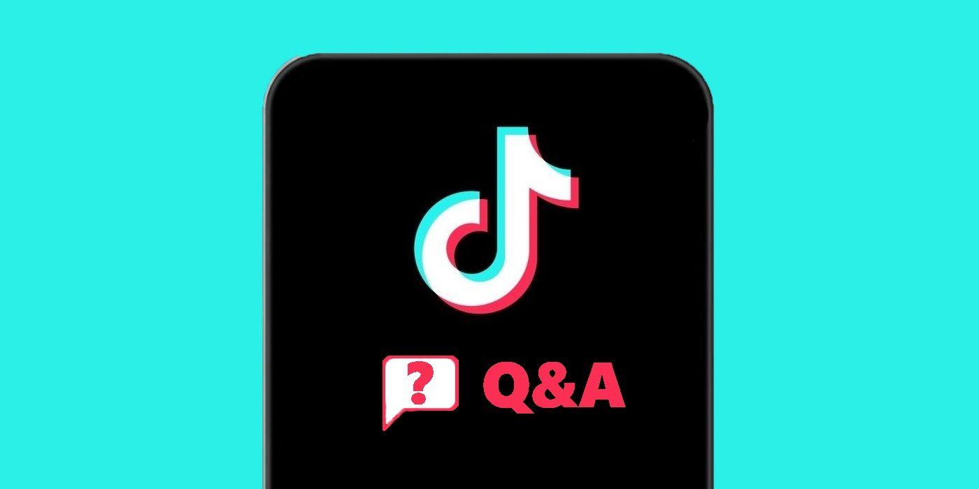 Tiktok Como Agregar Una Sesion De Preguntas Y Respuestas A Tu Biografia La Neta Neta