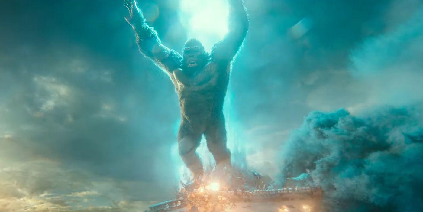 Godzilla vs Kong Runtime supuestamente revelado | - La Neta Neta