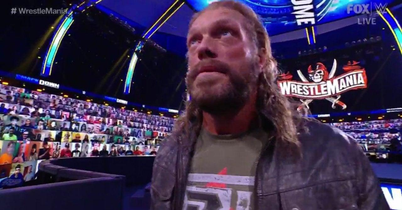 Edge revela el regreso de la superestrella Rated-R en SmackDown - La Neta Neta