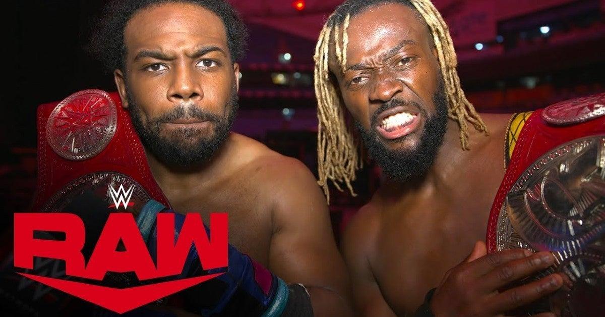 WWe-Nuevo-Día-Kofi-Kingston-Xavier-Woods