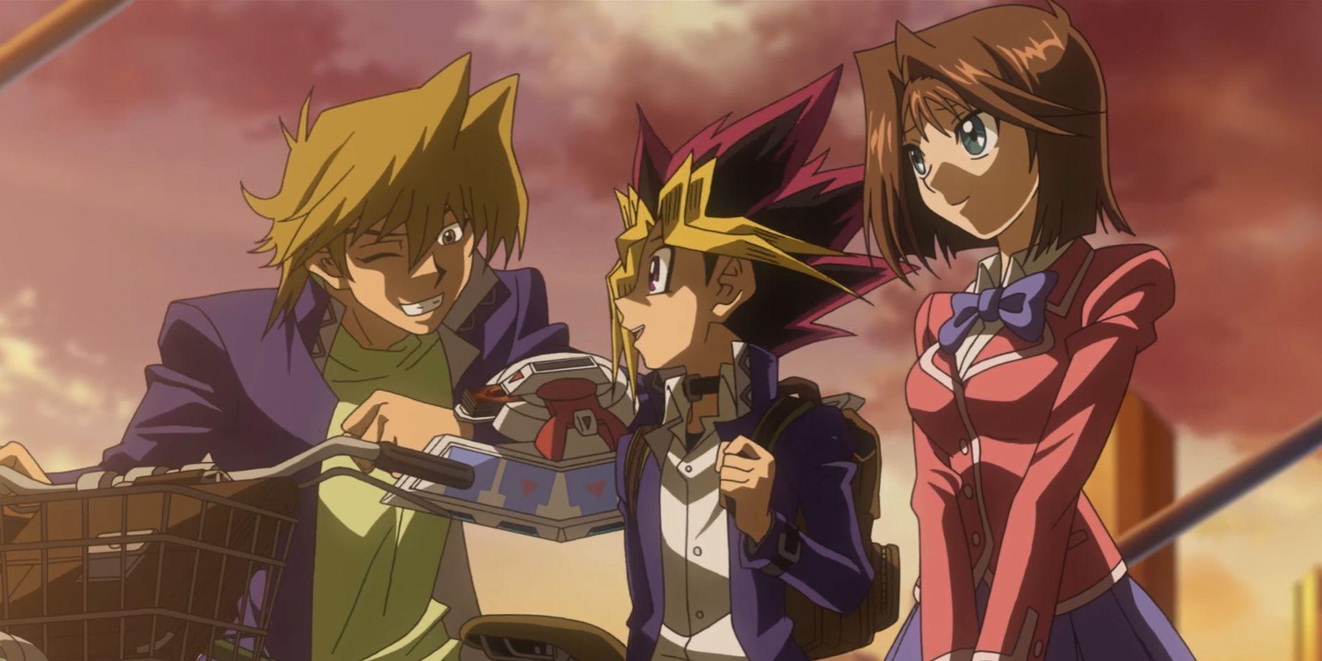 Yu-Gi-Oh!: Los momentos más saludables de Joey |