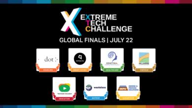 Conoce a las startups que compiten en las finales globales de Extreme Tech Challenge el 22 de julio