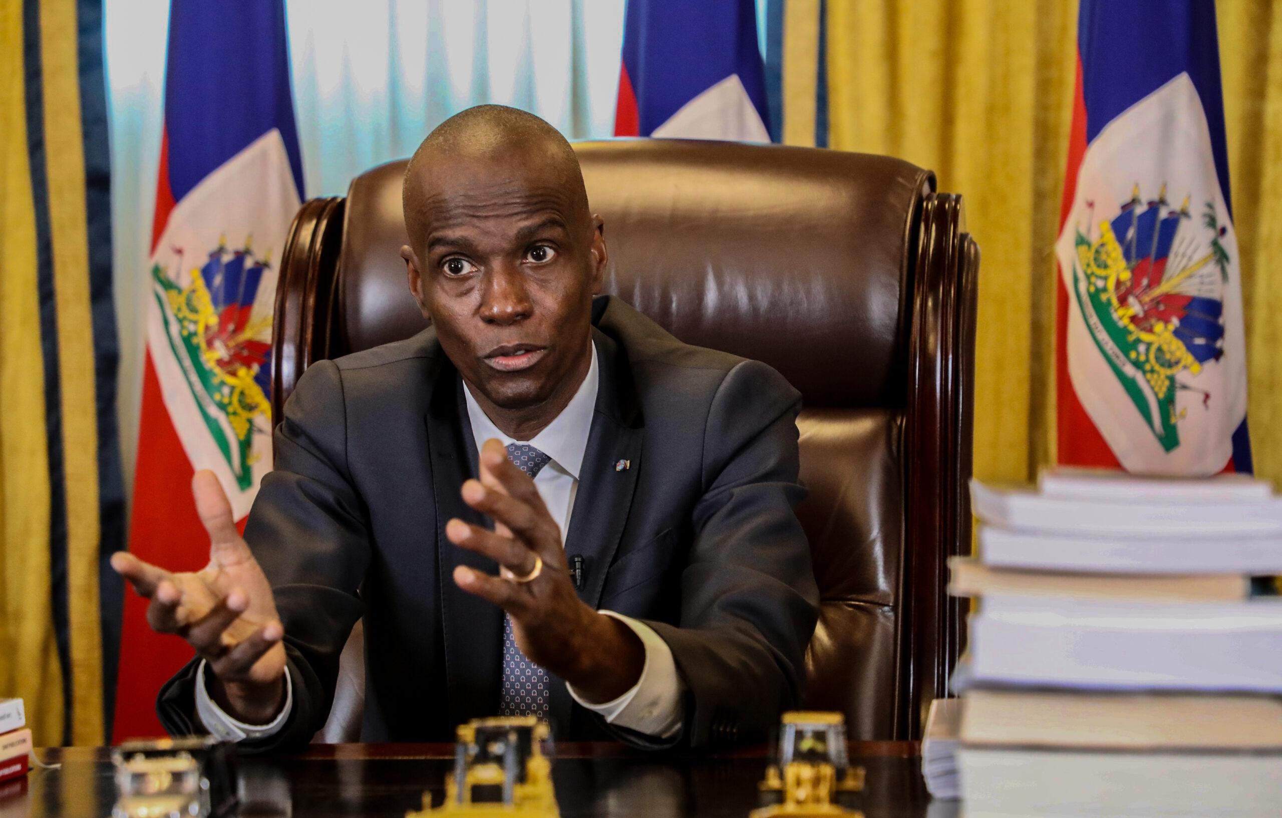 El presidente de Haití, Jovenel Moïse, asesinado a tiros en su domicilio -  La Neta Neta