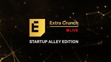 Escuche a las empresas de Startup Alley presentar a los jueces expertos de VC en los próximos episodios de Extra Crunch Live