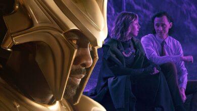Por qué Loki no solo llamó a Heimdall para salvarlos con el Bifrost